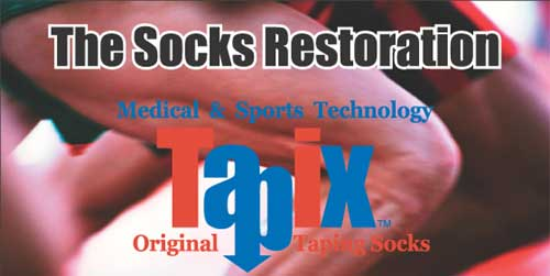 The Socks Restoration